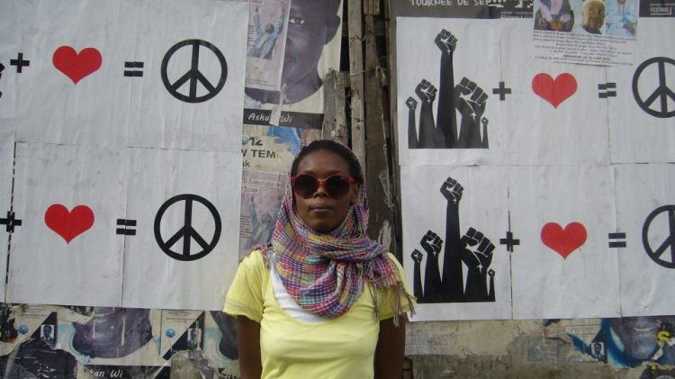 Power + Love = Peace