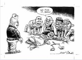 President Jacob Zuma and Lady Justice by Zapiro