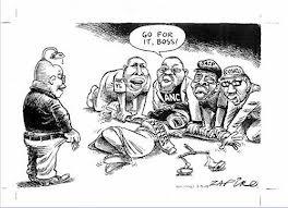 President Jacob Zuma and Lady Justice by Zapiro