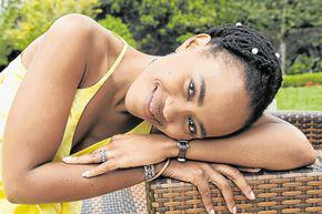 Moshidi Motshegwa Brilliant South African Actress
