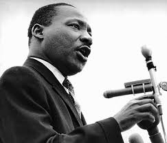 Martin Luther King Jr. African-American Civil Rights Activist.