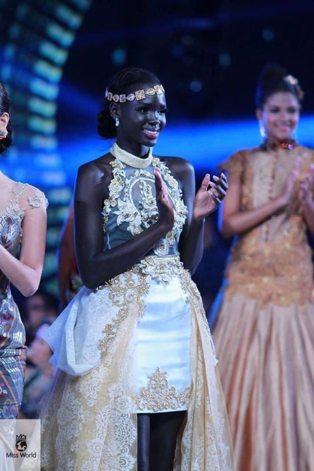 Miss World South Sudan