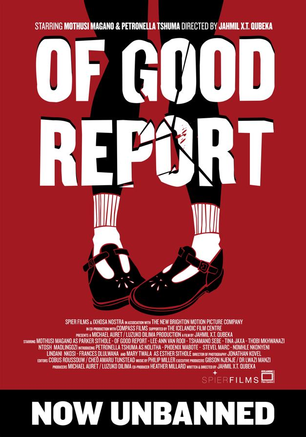 Of-good-report-poster