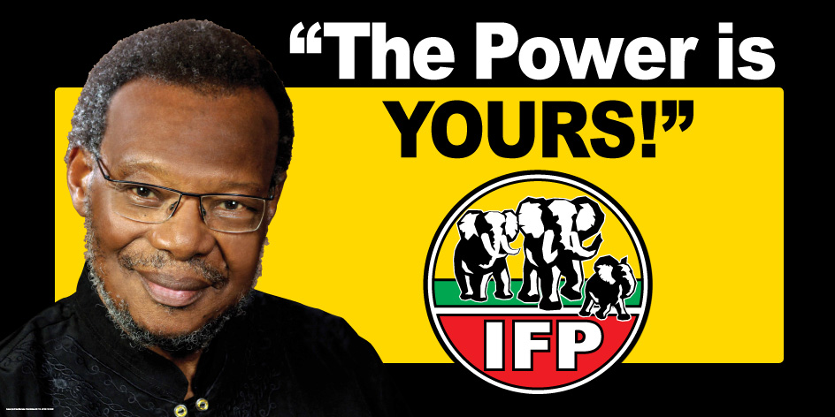 4 MINUTES WITH THE CROWN PRINCE IFP PRESIDENT MANGOSUTHU