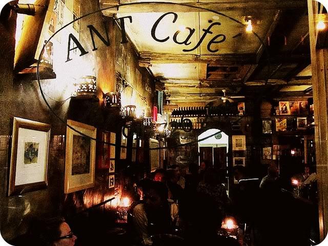 ANT Cafe Melville, Johannesburg