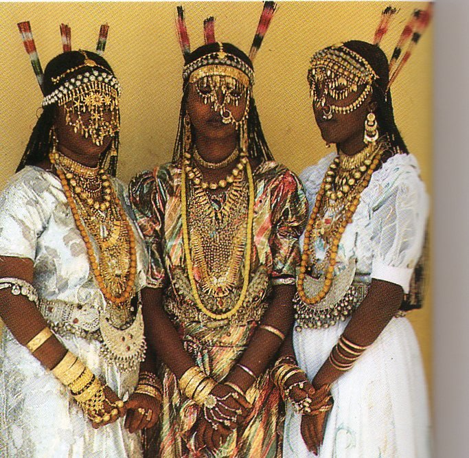 Ethiopian Traditional Wedding Hair